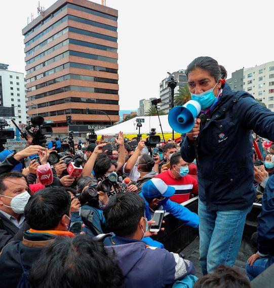 Ecuador: entre la disputa por el ballottage y el pacto político